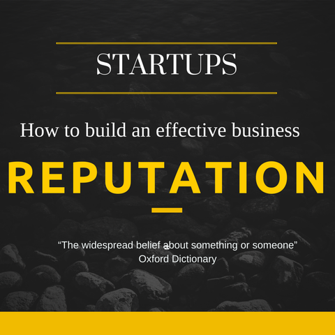 Startups - How to build effective business